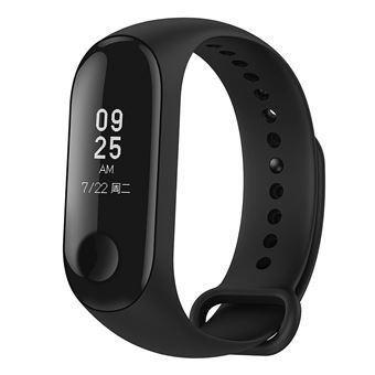Bracelet connecté Xiaomi Mi Band 3 Noir
