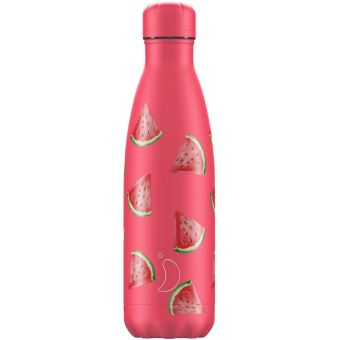 bouteille chilly s 500 ml rouge pasteque
