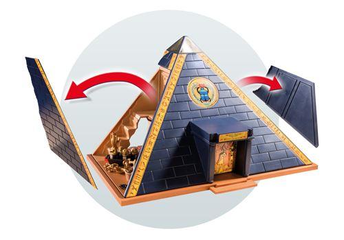 playmobil history 5386 pyramide du pharaon