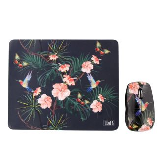 souris sans fil tapis tnb exclusiv amazon