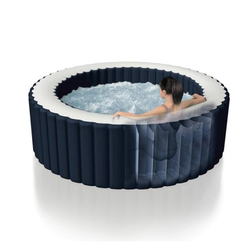 spa gonflable intex blue navy 6 places