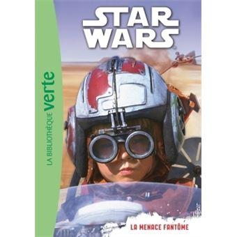 star wars 6 8 ans tome 1 la menace fantome