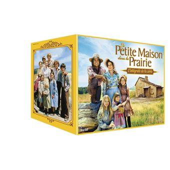 coffret la petite maison dans la prairie l integrale dvd