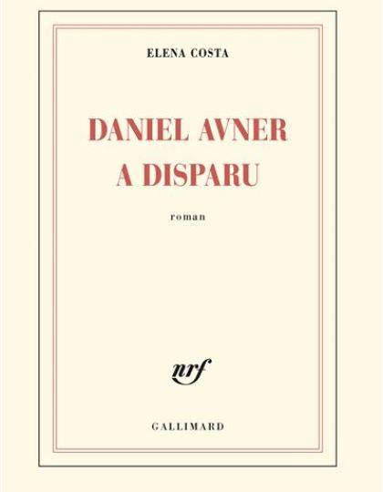 Elena Costa - Daniel Avner a disparu
