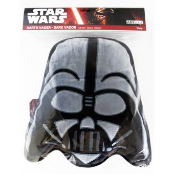coussin peluche darth vador star wars abystyle 35 cm