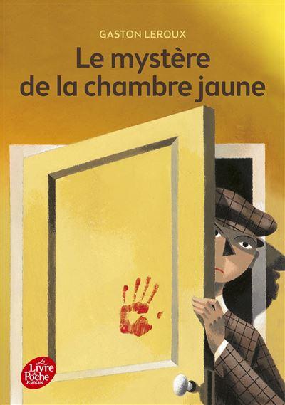 """Résultat de recherche d'images pour """"le mystère de la chambre jaune"""""""