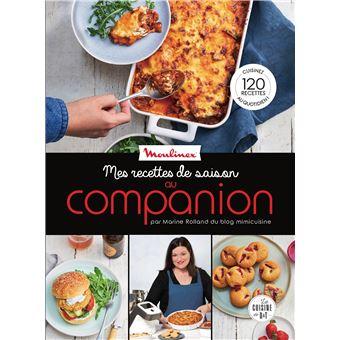 mes recettes de saison au companion