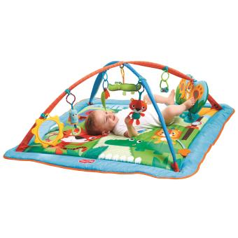 tapis tiny love gymini kick and play city safari