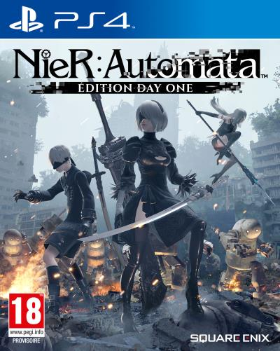 NieR : Automata Edition Day One PS4