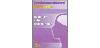 Entraînement Cérébral HAPPYneuron ? Renforcez votre concentration