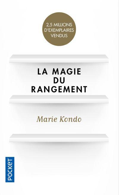 la magie du rangement poche marie kondo christophe billon achat livre fnac