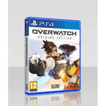 Overwatch Origins Edition PS4 Sur Playstation 4 Jeux