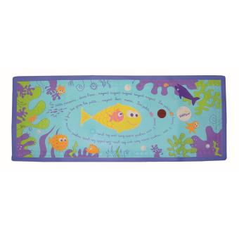 babysun tapis de bain avec temoin de chaleur 100 x 40 cm