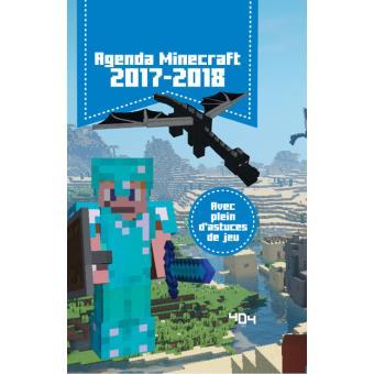 Minecraft - Agenda 2017-2018 Minecraft