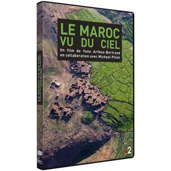 vue du ciel le maroc dvd