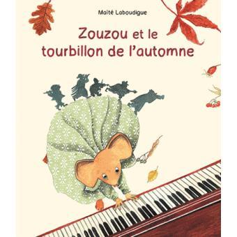 Zouzou et le tourbillon d'automne