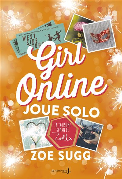 """Résultat de recherche d'images pour """"girl online en solo de la martinière"""""""
