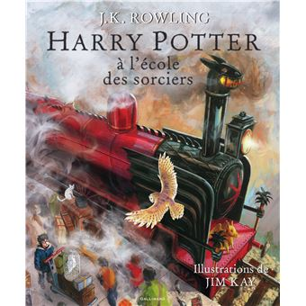 Harry Potter - Harry Potter, Version illustrée