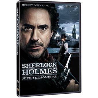 Sherlock Holmes A Game Of Shadows Sherlock Holmes 2 Sherlock Holmes Juego De Sombras Sherlock Holmes 2 Dvd Dvd Compra Filmes E Dvd Na Fnac Pt