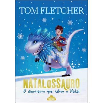 Natalossauro: O Dinossauro que Salvou o Natal