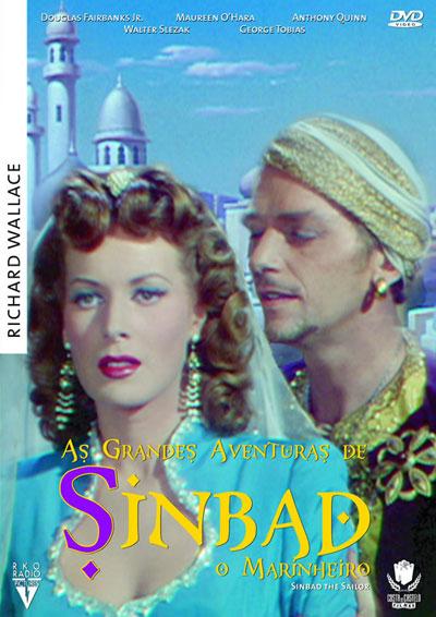 Poster do filme A Grande Aventura de Sinbad