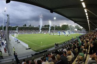 Frankfurter Volksbank Stadion Frankfurt am Main Deutschland