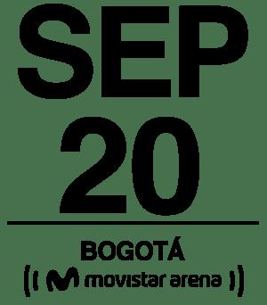 BOGOTÁ 20