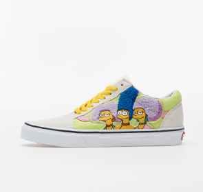 Men's shoes Vans Old Skool (The Simpsons) The Bouviers