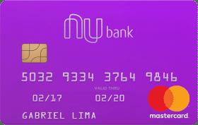 Cartão de Crédito Nubank MasterCard