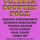 Afis Oltenia Country Folk