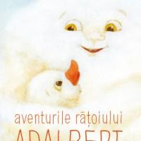 Alina Manole a lansat Aventurile rățoiului Adalbert