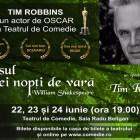 Tim Robbins la Teatrul de Comedie