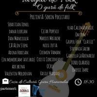 Recitalurile Târgului Național de Muzică Folk 2017