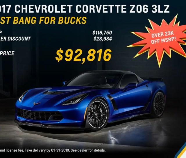 Chevrolet Corvette  Purchase