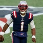 Cam Newton shows maturity, understands why Patriots selected Mac Jones 💥💥
