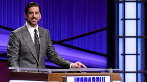 """Aaron Rodgers amplified """"Jeopardy!""""  TV viewing figures by 14%: report"""