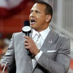 Alex Rodriguez poses with Kevin Costner at 'Field of Dreams' MLB game, reveals his top 5 favorite movies 💥👩💥