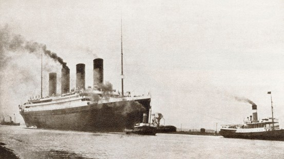 Titanic hero postcard for sister sells for a lot of money