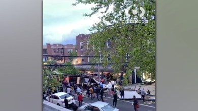 NYC driver slams into Astoria-Ditmars outdoor dining area, multiple people injured, police say