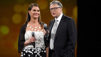 Bill Gates spotted in public for first time since announcing divorce from Melinda