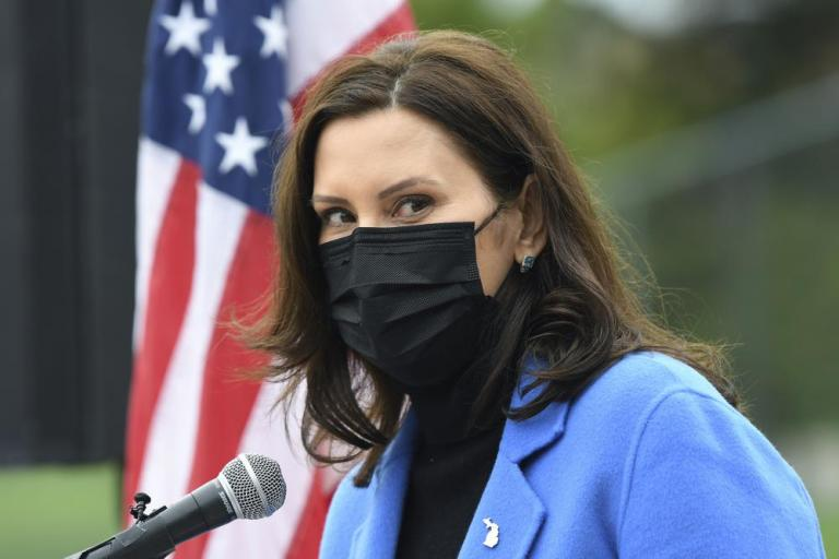 Watch Michigan Gov. Whitmer's dealing with of Benton Harbor lead pipe disaster slammed in new advert – Fox Politics News
