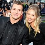 Sports Illustrated Swimsuit's Camille Kostek reveals her boyfriend Rob Gronkowski's 'favorite model' 💥💥