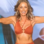 SI Swimsuit's oldest model Kathy Jacobs, 57, is not intimidated by younger gals 💥👩💥