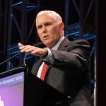 One week ahead of Trump Iowa rally, Pence announces return trip to key 2024 state 💥👩👩💥