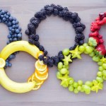 'Olympic Rings Fruit Platter' will win gold medals at your watch party: Try the recipe 💥💥