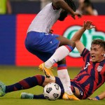 Vines lifts US over Haiti 1-0 in CONCACAF Gold Cup opener 💥💥