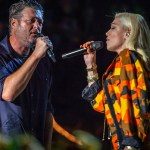 Gwen Stefani marks two-week anniversary to Blake Shelton with sweet photo from their wedding 💥👩💥