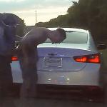 Police officer saves man choking on bag of marijuana during routine traffic stop 💥💥💥💥