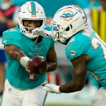 Tagovailoa sharp in Dolphins' 37-17 win over Falcons 💥💥