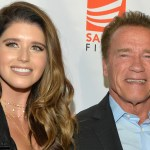 Arnold Schwarzenegger's daughter Katherine shares his message to anti-maskers: 'You heard him loud and clear' 💥👩💥